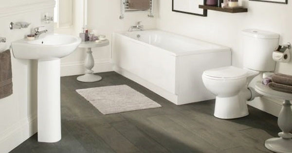 Galaxia Cascade M70 Full Bathroom Suite