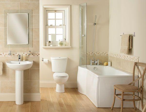 Only 466 99 Galaxia P Shape Shower Bath Suite