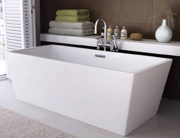 Only Monaco Luxury Modern Freestanding Bath VIP