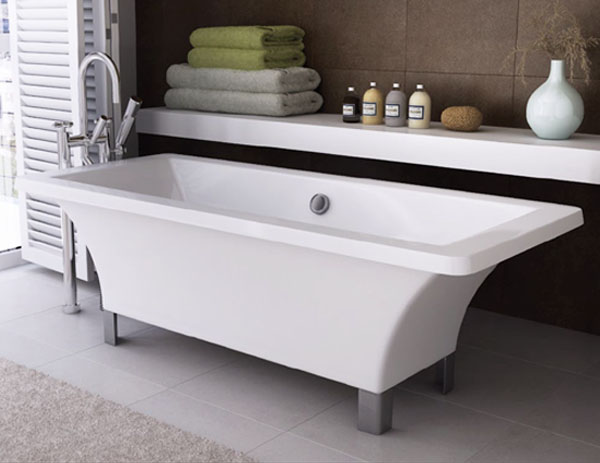 The Westminster Modern Freestanding Bath From Vip Bathrooms Now Only 386 99 Gbp