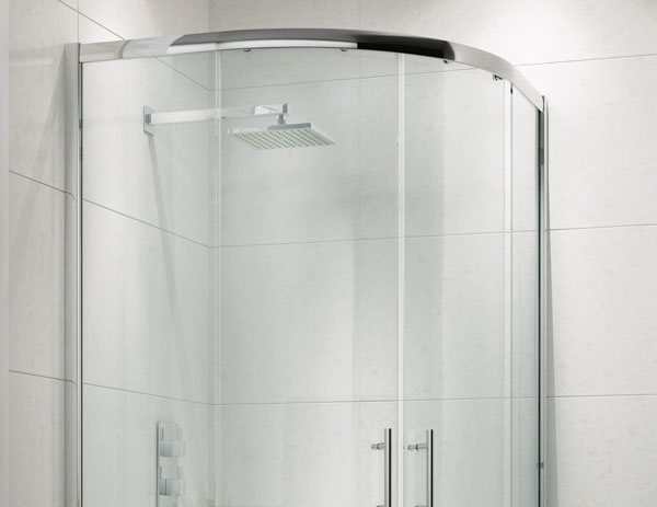 Only 163 216 99 Technik 6 Quadrant Designer Shower