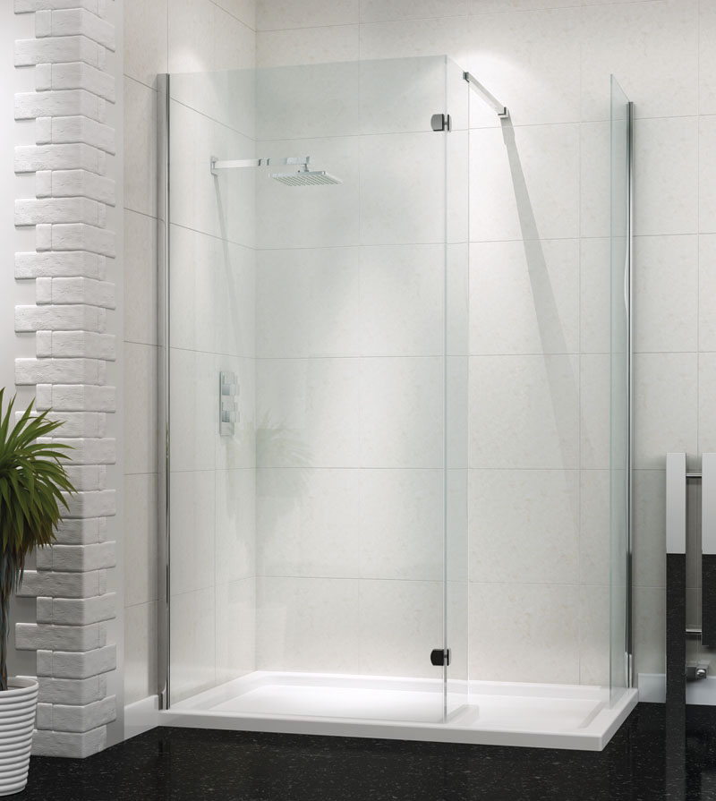 Only £482.99! | Technik 6+ Walk In Designer Shower Enclosure | VIP ...