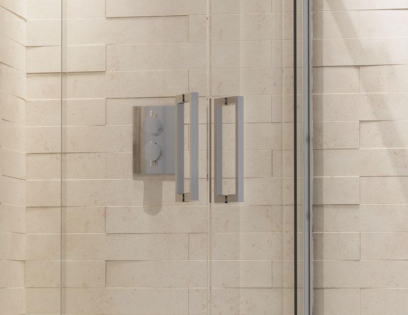 Only 163 366 99 Technik 8 Quad Shower Enclosure Inc