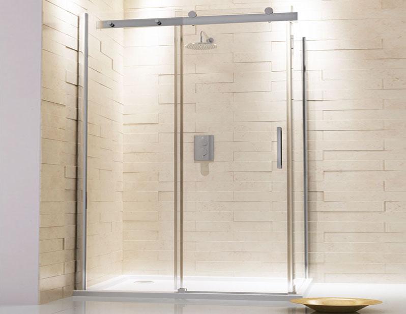 From Only 163 308 99 Technik 8 Sliding Door Shower