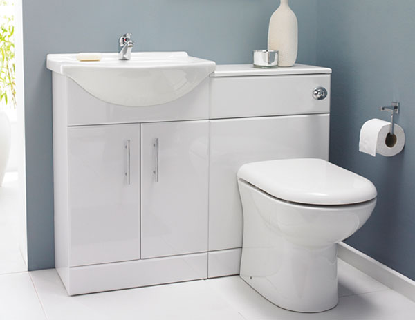 Click here to view and / or buy the Saturn 1050mm Gloss White Furniture Pack