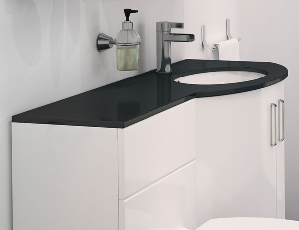 black vanity units for bathroom. Only 451 99 Sparkle 1200mm Designer Furniture Pack With  Bathroom Vanity Units Oak Solid Black And White Unit Home Design