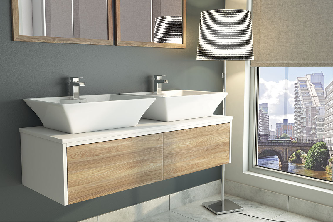 From Only 69 99 Synergy Float Bathroom Furniture Range
