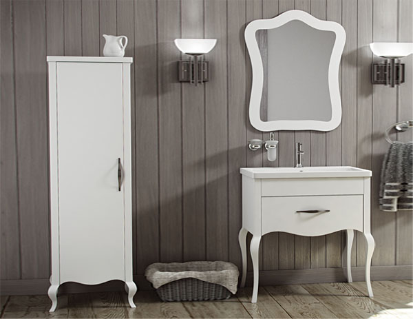Click Here To View And / Or Buy The Synergy Paris Traditional Bathroom  Furniture Range