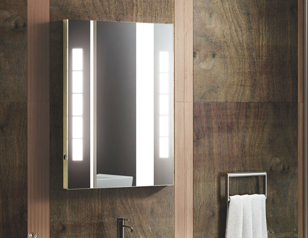 Click here to see the full size image. Only  178 99    IF 8 Synergy Illuminated Mirror With Heated