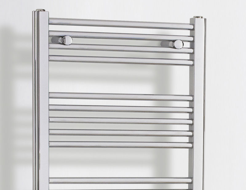 Electric Only Chrome 22mm Straight Ladder