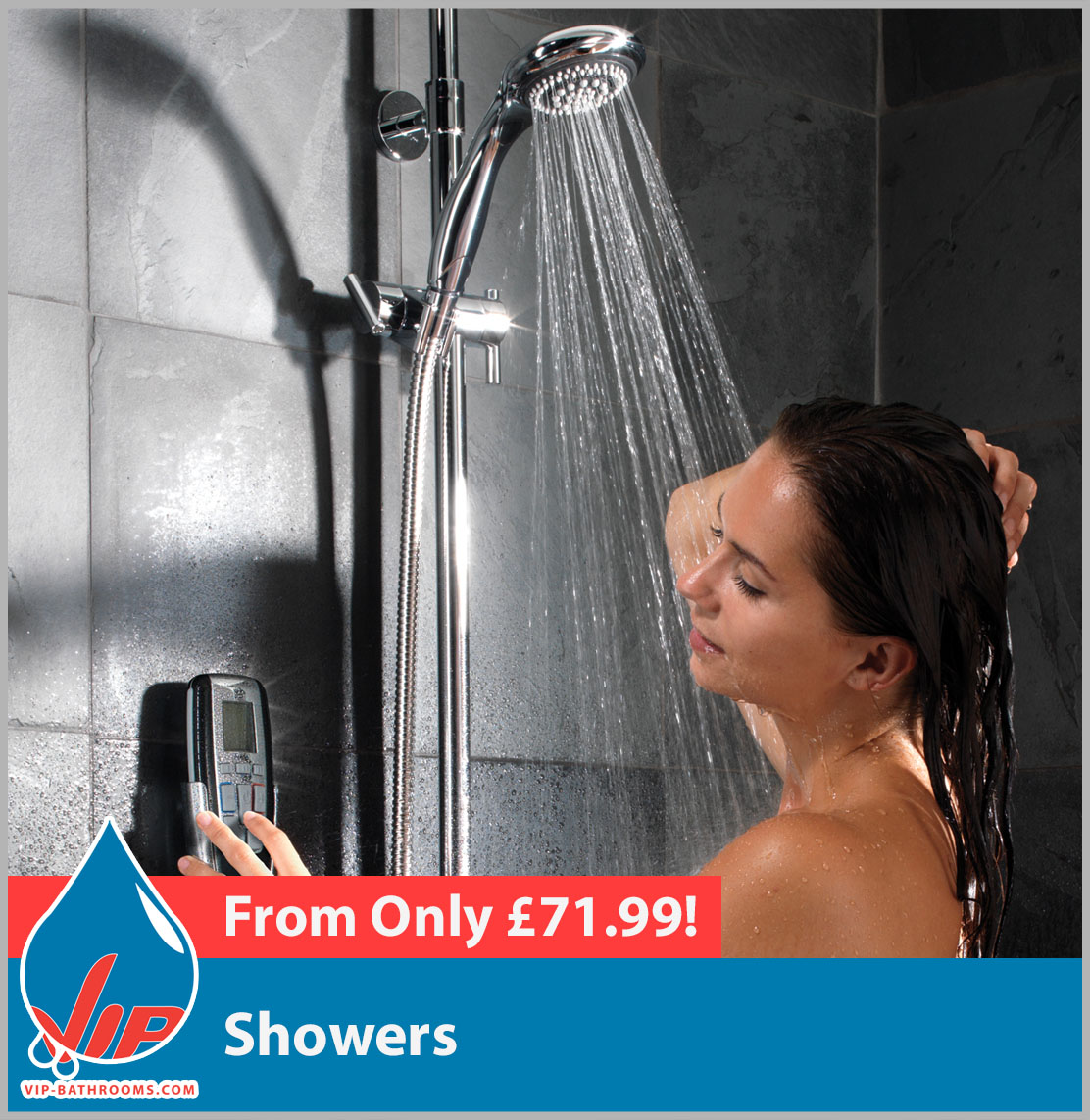 Click here to view our range of superb Showers and Shower Trays